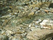 Río del transeúnte Imagen de archivo libre de regalías