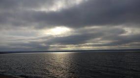 Río Dnepr Imagenes de archivo