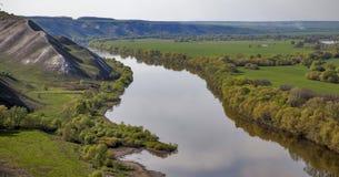 Río Don Fotografía de archivo