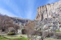 Río en el valle de Ihlara Turquía Imagen de archivo libre de regalías