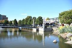 Río en Maryland foto de archivo libre de regalías