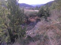 Río en un valle Royalty Free Stock Photography