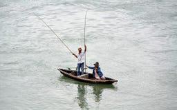 Río en Vietnam foto de archivo