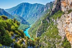 Río esmeralda imagen de archivo libre de regalías