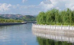 Río hermoso Foto de archivo