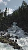 Río Kucherla Imagen de archivo