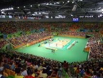 Río 2016 - la arena hace Futuro Imagen de archivo