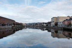 Río Lee en corcho Fotos de archivo