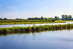 Río Linge imagenes de archivo
