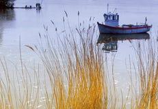 Río loire Fotografía de archivo libre de regalías