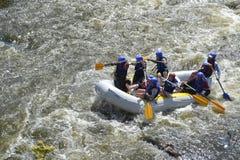 Río meridional del fallo de funcionamiento Día de resorte Foto de archivo libre de regalías