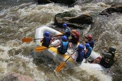 Río meridional del fallo de funcionamiento Día de resorte Imagen de archivo libre de regalías