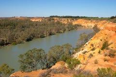 Río murray Imagenes de archivo