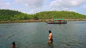 Río - Narmada almacen de video