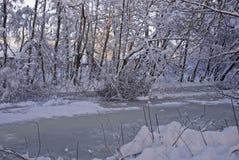 Río Nethy Imagen de archivo
