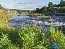 Río Nith Fotos de archivo