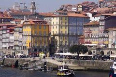 Río Oporto Portugal del Duero Imágenes de archivo libres de regalías