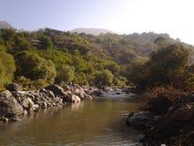 Río rápido Fotografía de archivo libre de regalías