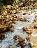 Río rocoso Imagenes de archivo
