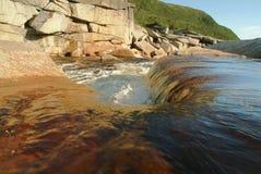 Río salvaje Imagen de archivo