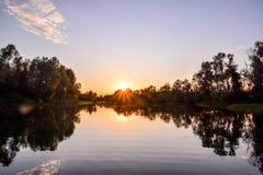 Río salvaje de Brenta Fotografía de archivo