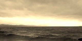 Río Tay, Dundee Escocia Imagen de archivo libre de regalías