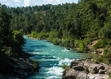 Río turco Foto de archivo