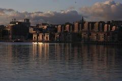 Río Tyne Imagen de archivo libre de regalías