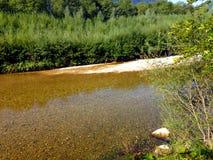Río Vils Foto de archivo