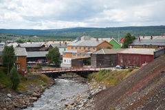 R�ros, Norway Stock Images