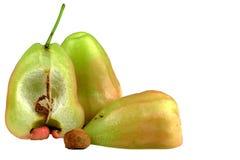 Różany jabłczany owocowy Tajlandia zdjęcia stock