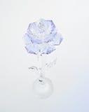 różany kryształu fiołek Fotografia Royalty Free
