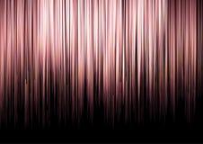 Różany złocisty kruszcowy abstrakcjonistyczny projekta tło Obrazy Royalty Free