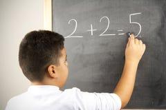 Różna matematyki formuła Obraz Stock