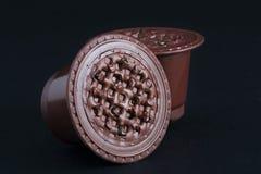 Różni używać strąki kawa Obraz Royalty Free