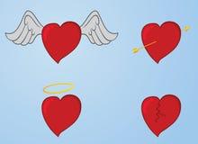 Różnica miłość ilustracji