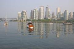 Różnorodne Rekreacyjne łodzie Zdjęcie Stock
