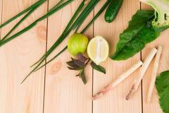 Różnorodni świezi warzywa Fotografia Royalty Free
