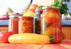 różnorodni warzywa Zdjęcie Stock