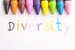 Różnorodność zdjęcie stock