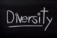 Różnorodność zdjęcia stock