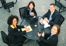 różnorodność biznesowi ludzie Obrazy Royalty Free