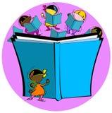 Różnorodność: dzieci i edukacja ilustracji