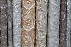 Różnorodność różni rygle altembasowa tkanina Zdjęcie Royalty Free