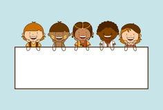 Różnorodność rasy ilustracja wektor