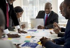 Różnorodności rozmowy konferenci międzynarodowa partnerstwa ludzie obrazy royalty free