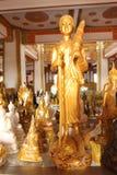 Różnorodny Buddha obraz stock