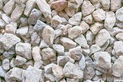 Różnorodny kamienia tło od tropikalnego Obrazy Royalty Free