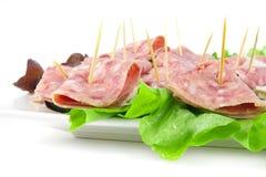 Różnorodny mięso Obraz Stock