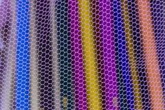 Różny kolorów ołówków tło zdjęcie royalty free